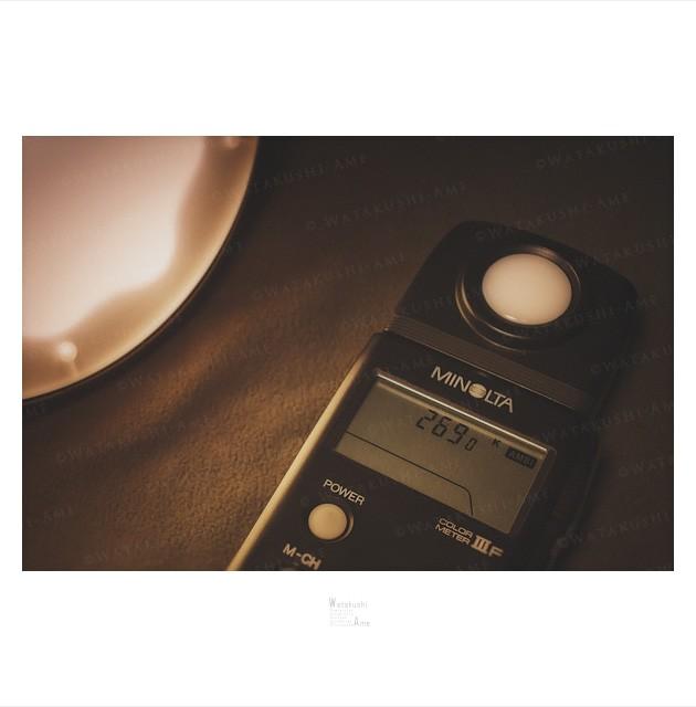 撮影用に中華製LEDソフトボックスを買ってみた。でもちょっと赤すぎじゃない? 独り言